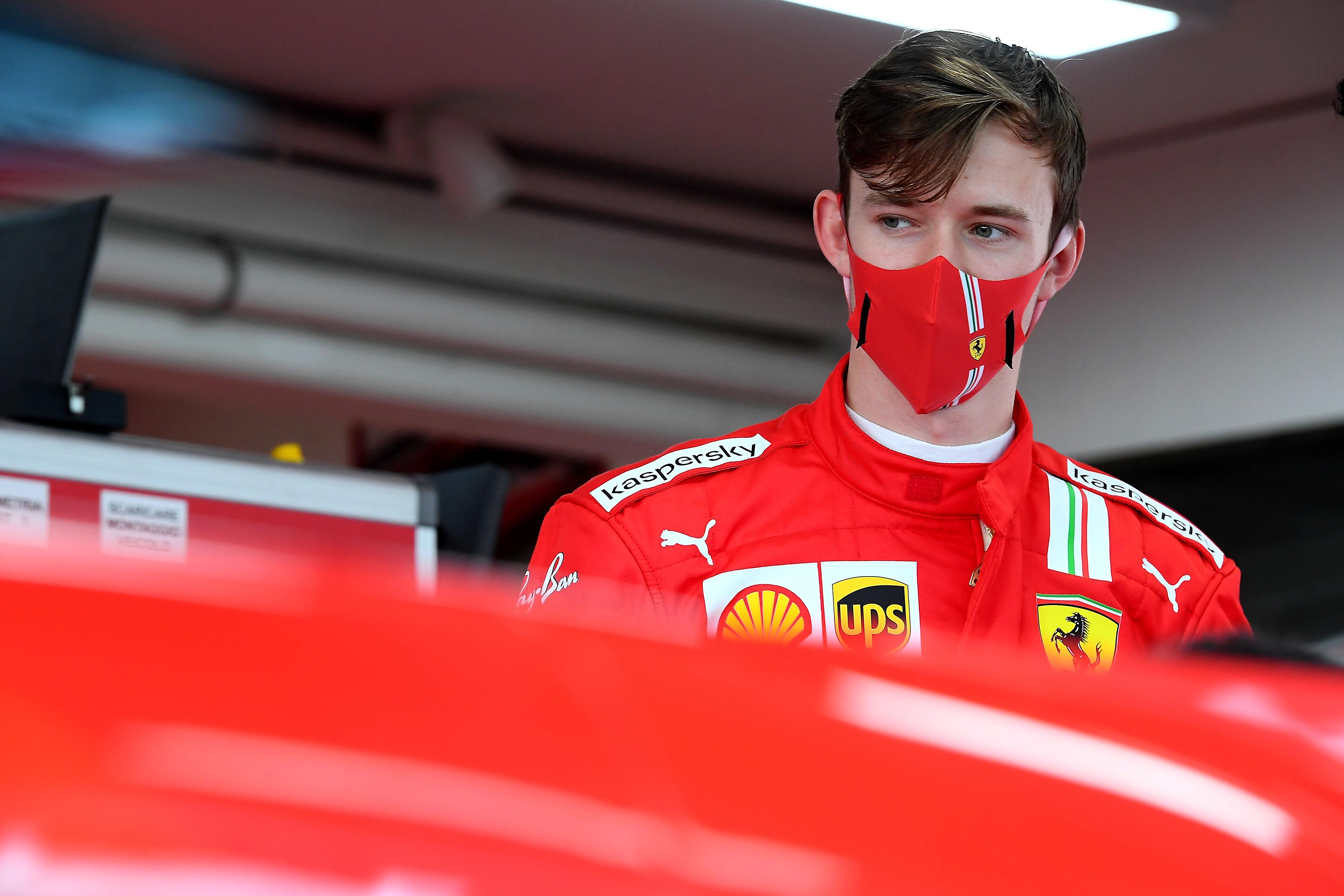 F1: Megvan a Ferrari-tesztpilóta 2021-es versenyprogramja