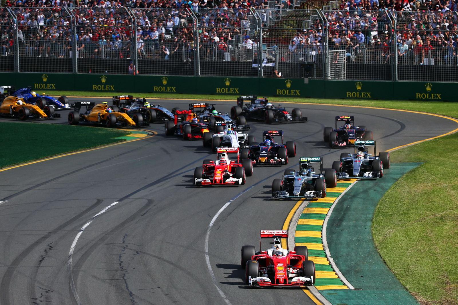F1 - 2016: A NAGY ÉVÉRTÉKELŐ