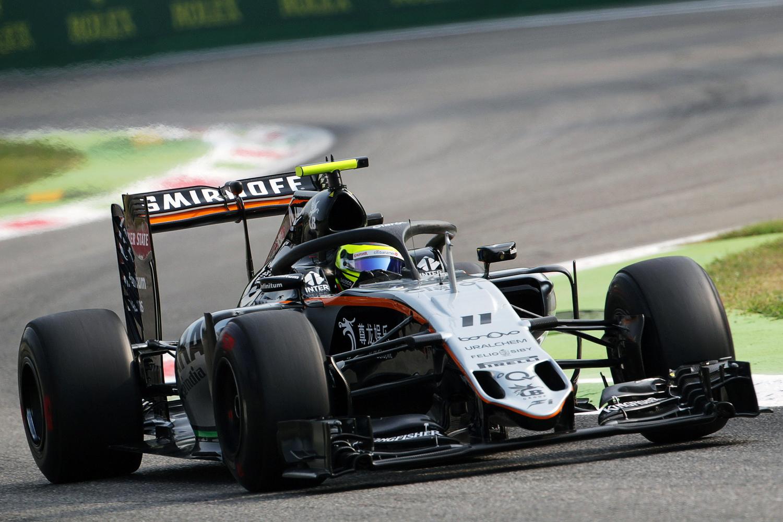 F1 - A HALO MIATT KÉSHET A JÖVŐ ÉVI FORCE INDIA