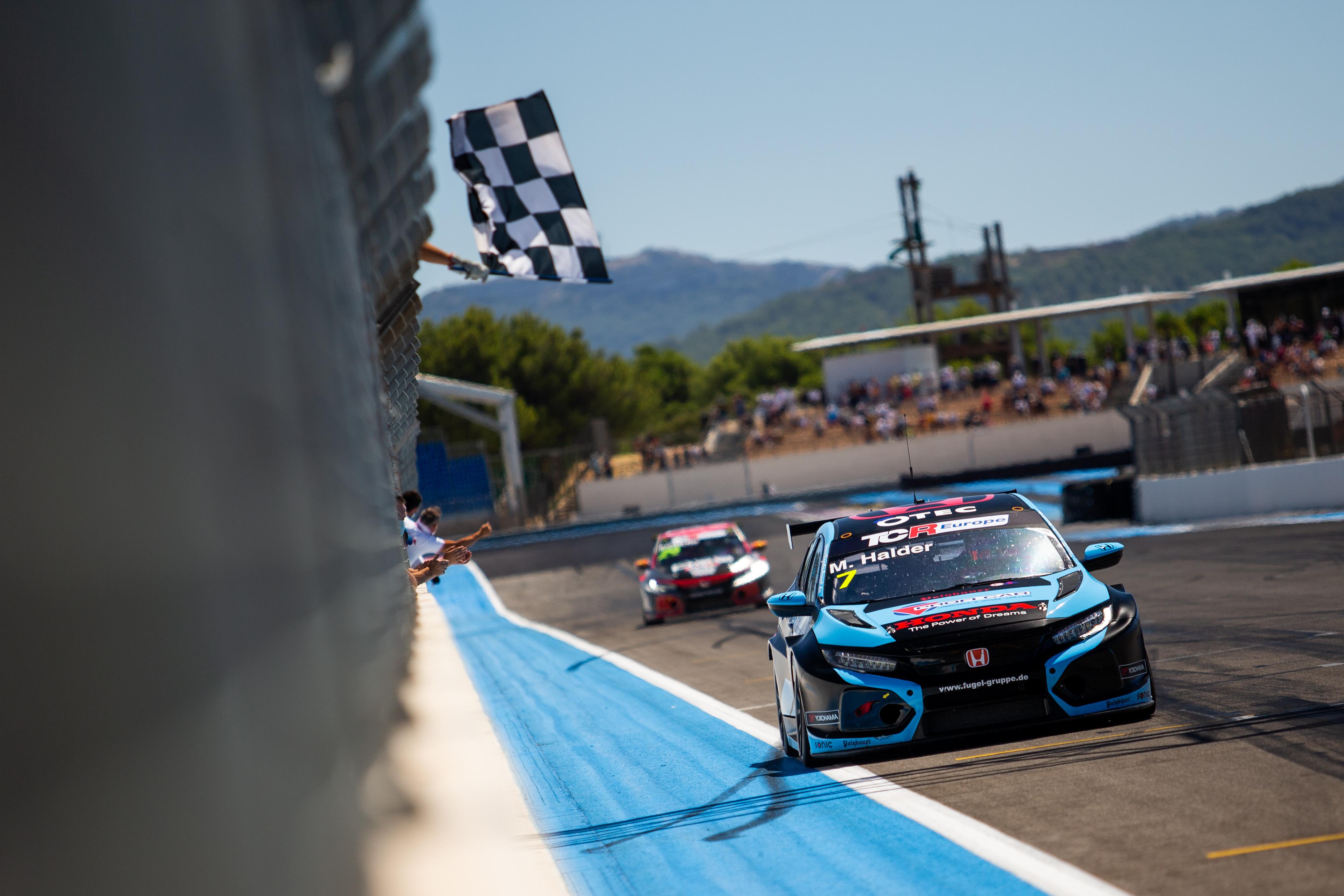 TCR EU: Kettős Honda-siker, újabb hazai pontok Le Castellet-ben