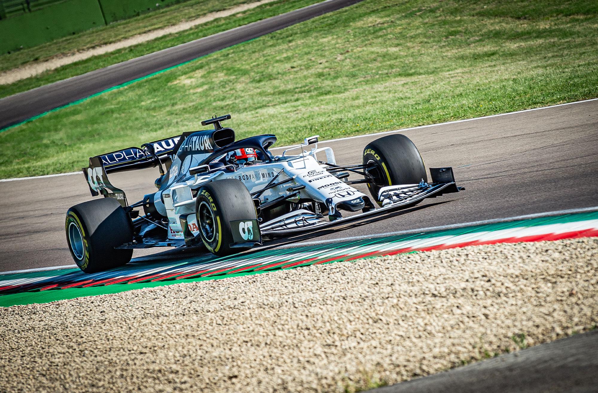 Rendkívüli lesz az F1 imolai hétvégéje