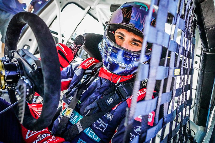 Nagy Dani a TCR Európa-kupában tér vissza a Zengő Motorsporthoz