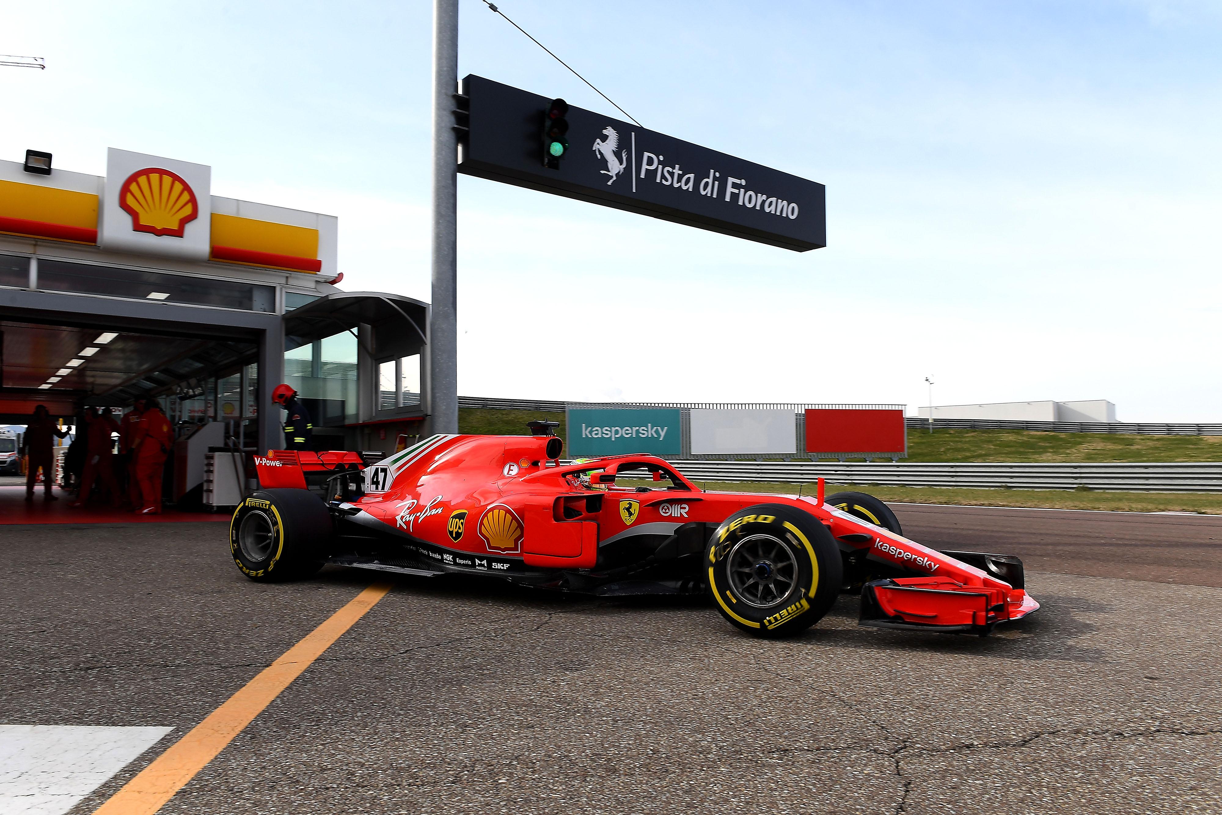 Fotó:Colombo / Scuderia Ferrari Press Office<br /><br />