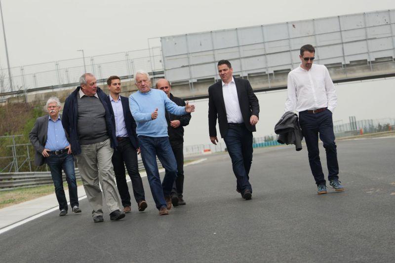 F1 - CHARLIE WHITING: ELSŐ OSZTÁLYÚ MUNKÁT VÉGEZTEK A HUNGARORINGEN
