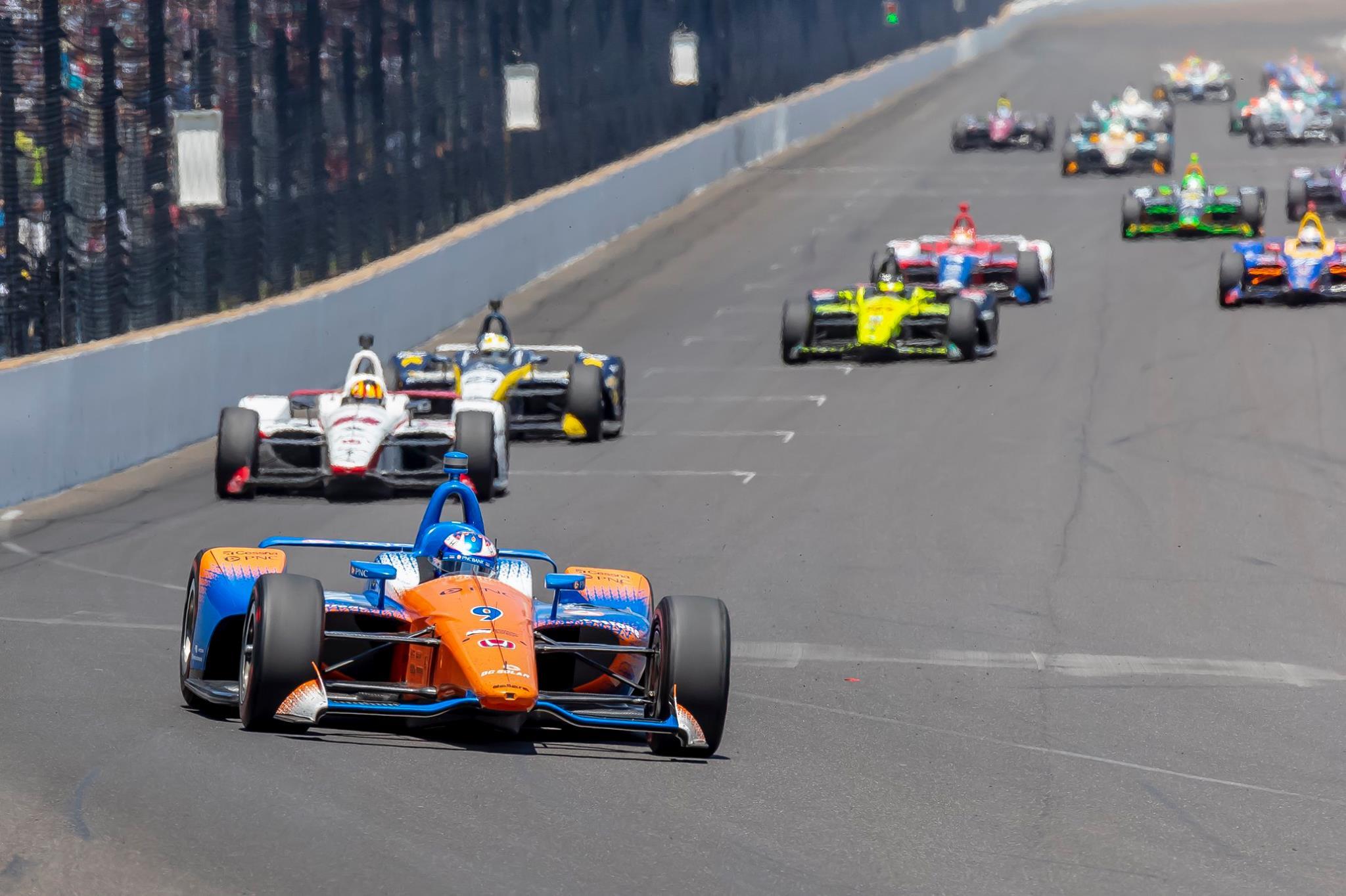 Hivatalos: Zárt kapuk mögött rendezik az Indy 500-at