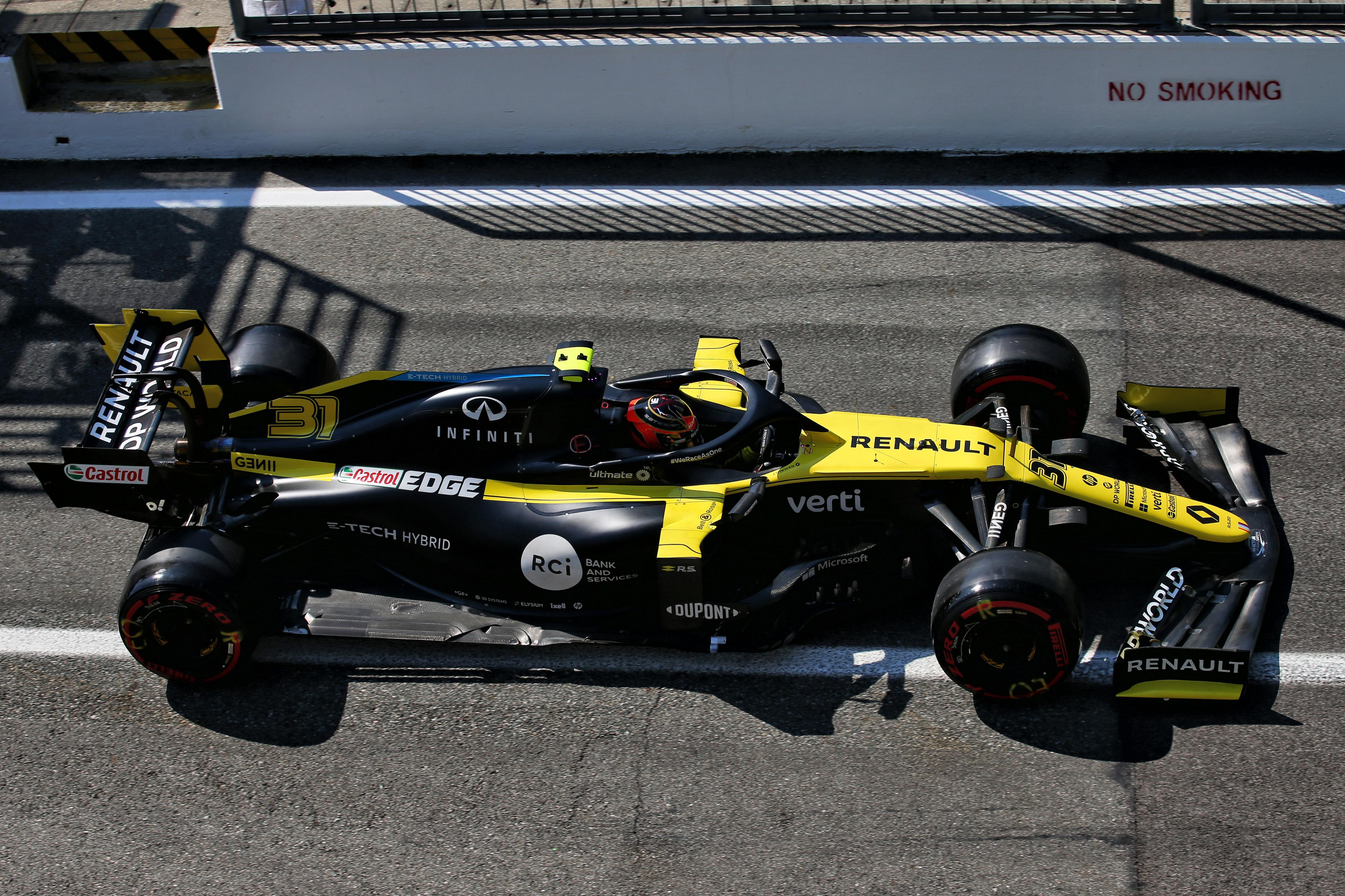 F1: Bekékül, átnevezik a Renault-t 2021-re