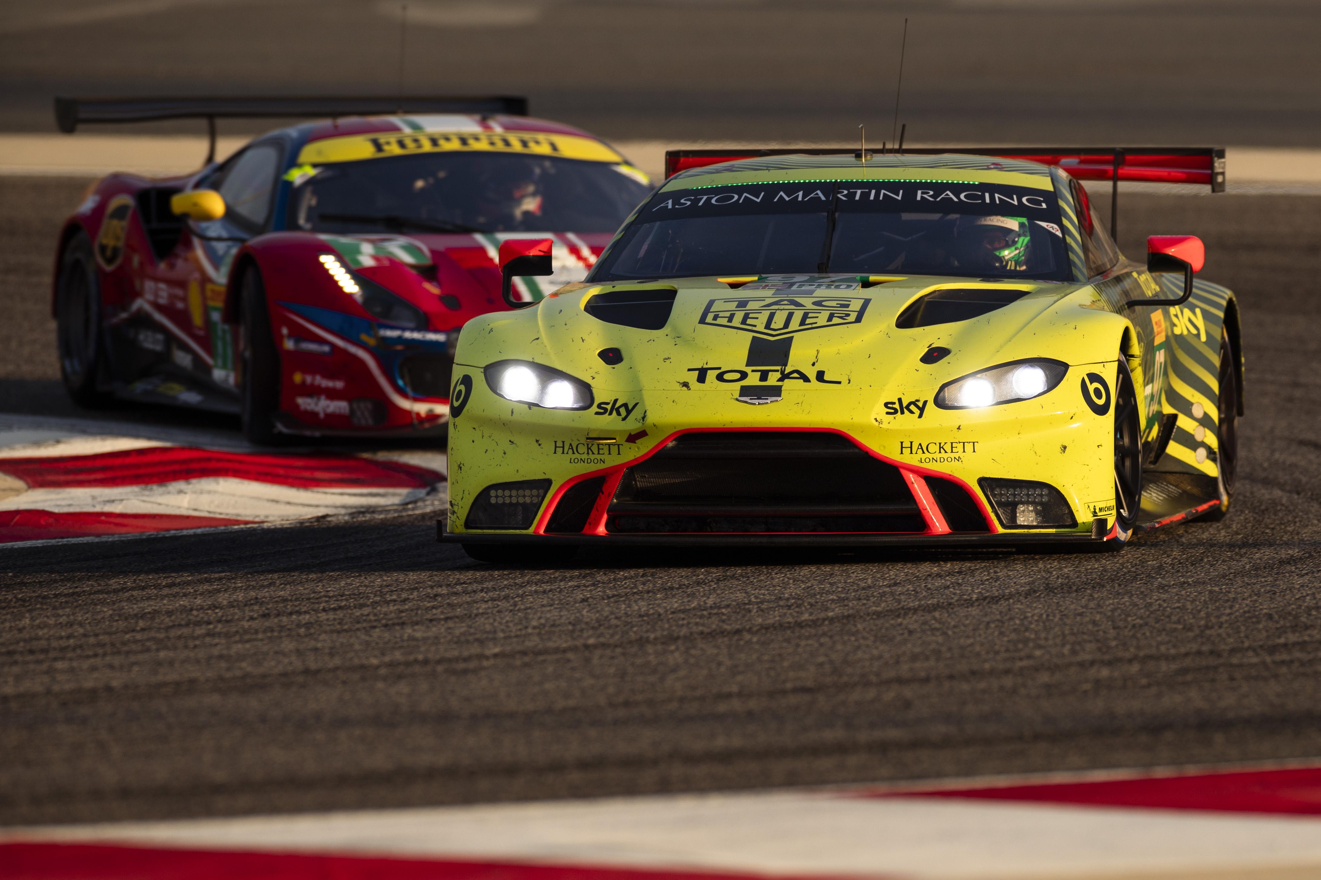 Jövőre már biztonsági autót is ad az F1-be az Aston Martin