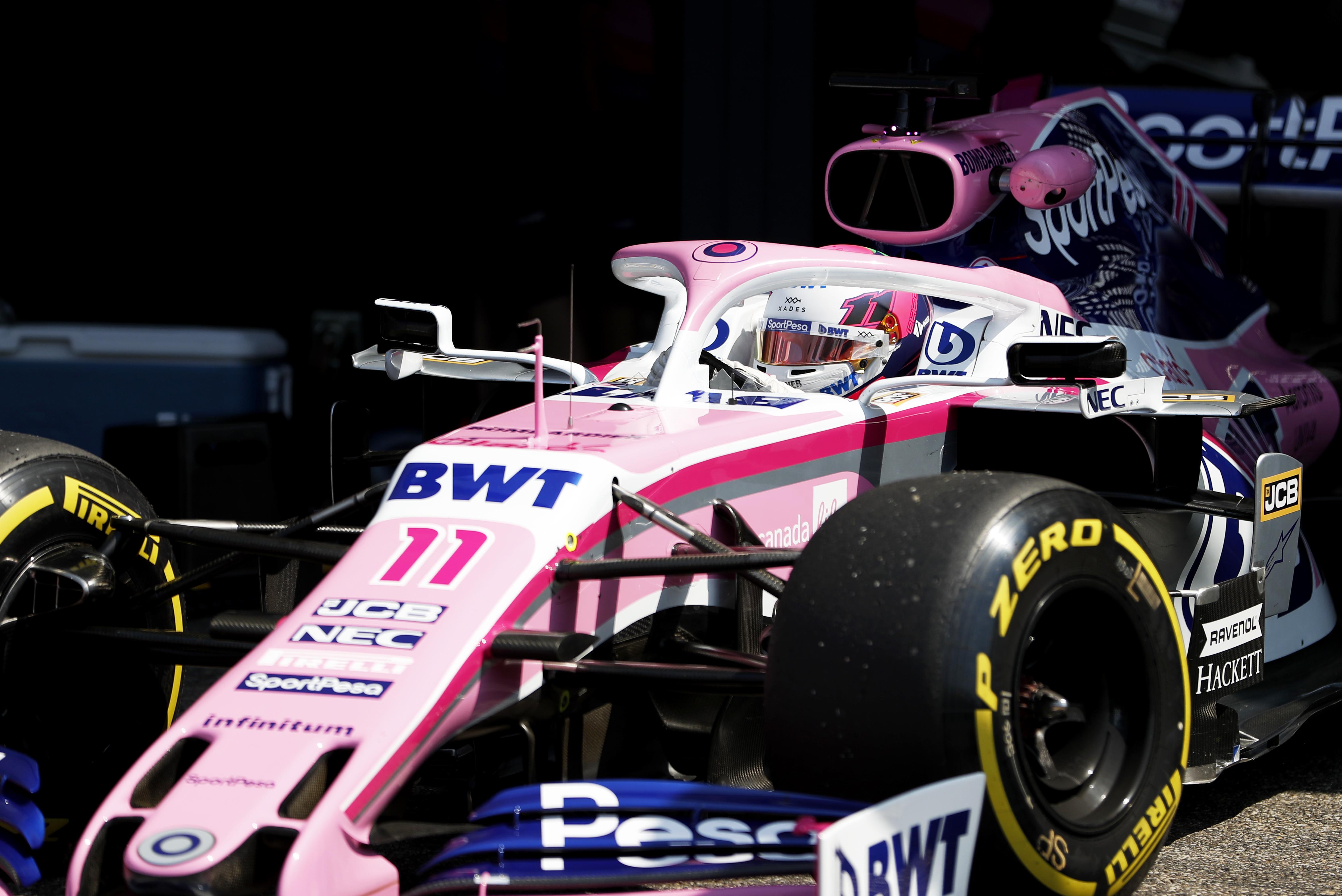 F1: A hosszabbítás küszöbén áll a Racing Point versenyzője