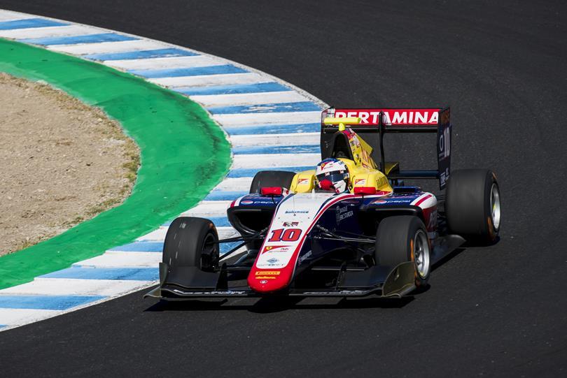 GP3 - ÚJABB ÉVET FUT A GP3-BAN A FORMA-1-ES FUTAMGYŐZTES FIA