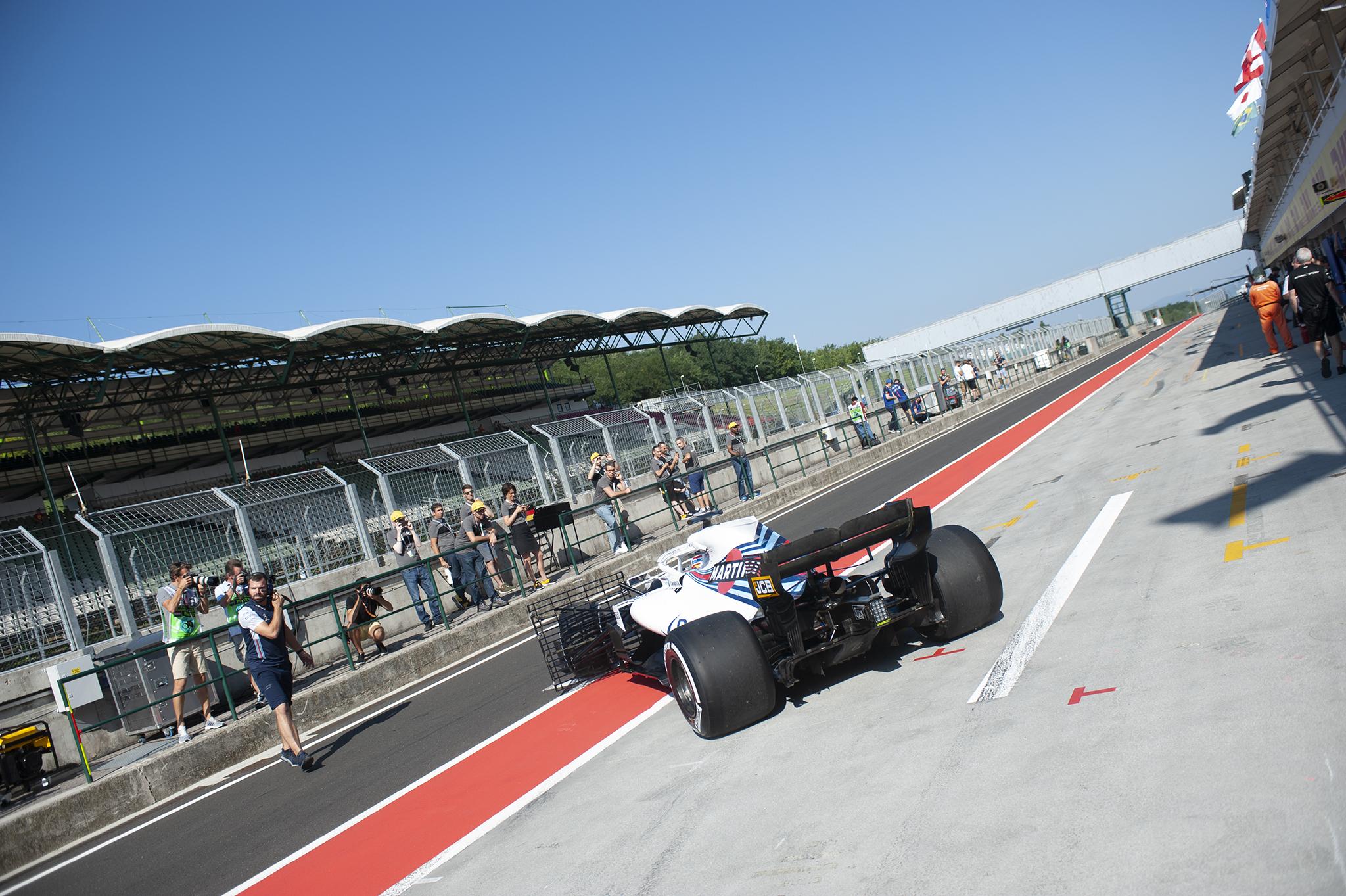 F1: 2023-ra megújulhat a Hungaroring főépülete és a boxok