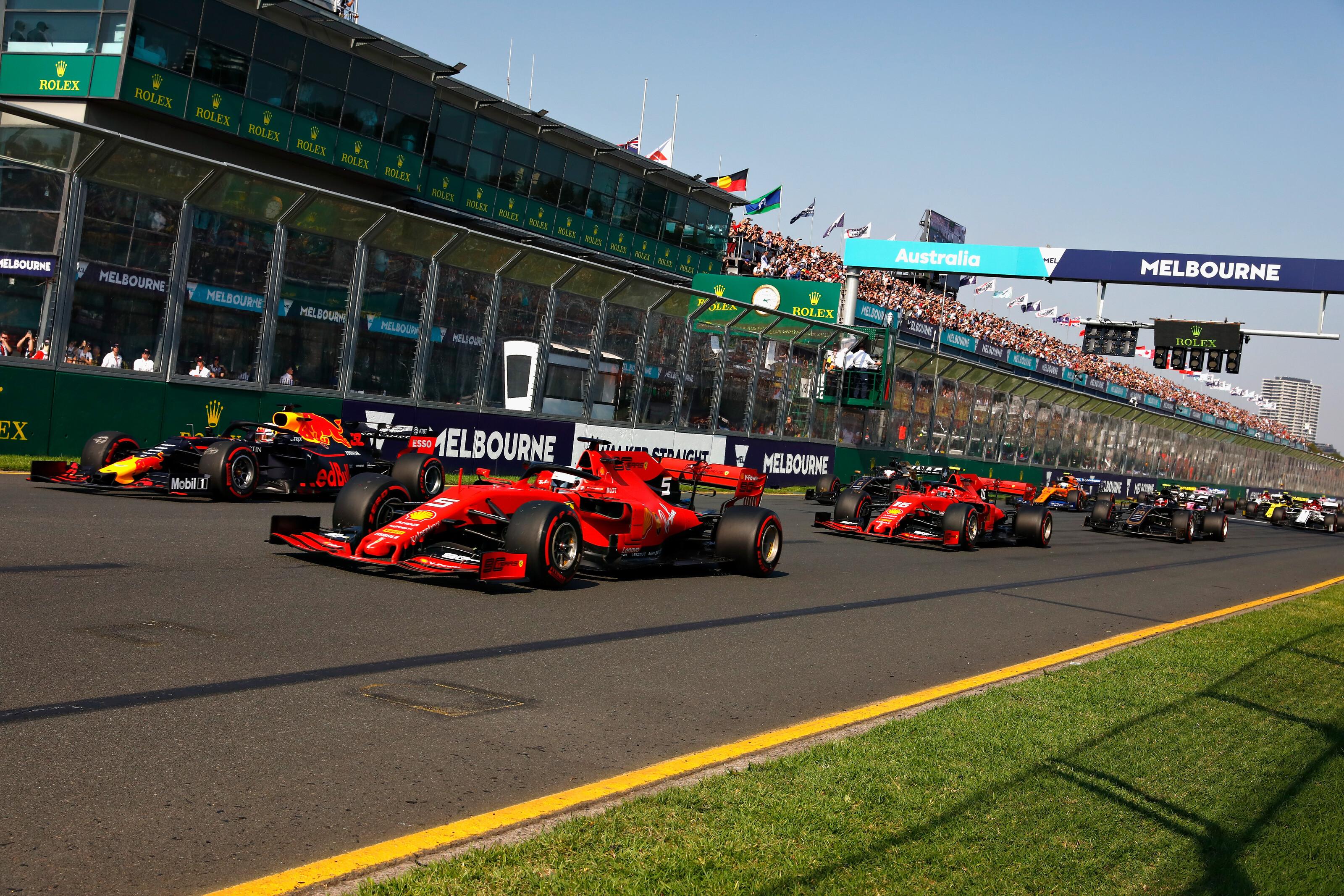 F1: Ausztrália hallani sem akar a nézők nélküli futamrendezésről