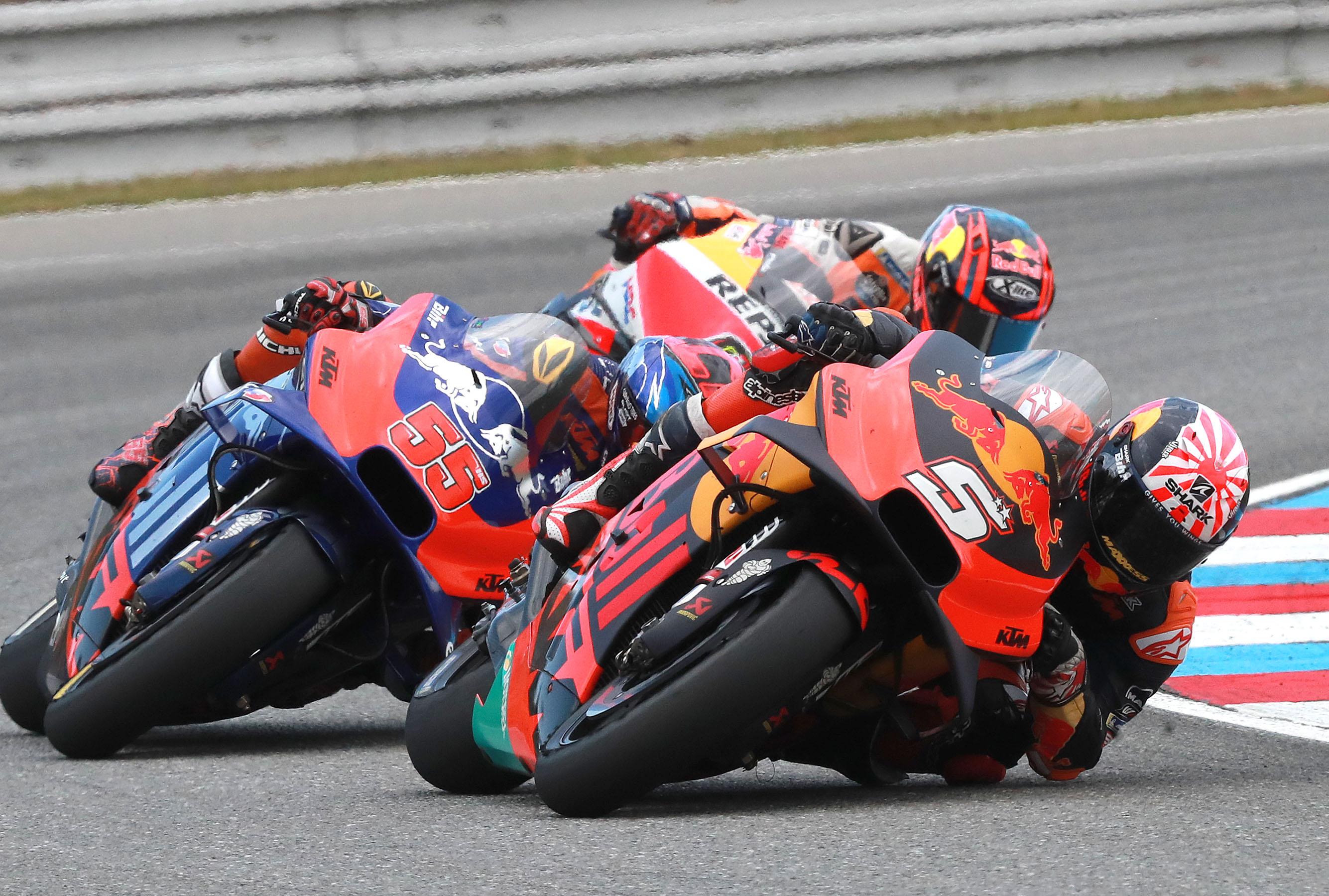 Talmácsi szerint lesznek futamok idén a MotoGP-ben