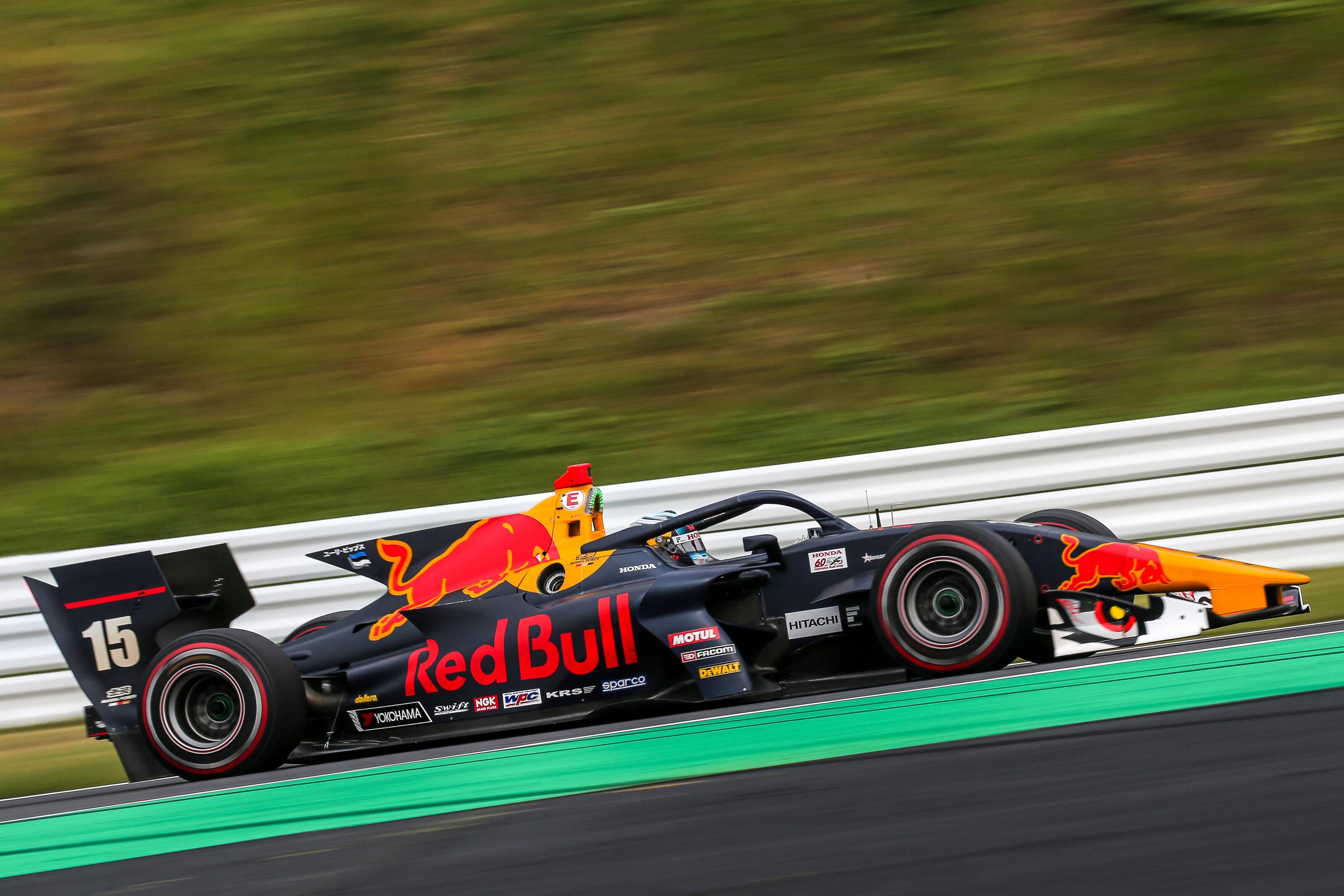F1: A koronavírus miatt mégsem küldi Japánba ifjoncát a Red Bull