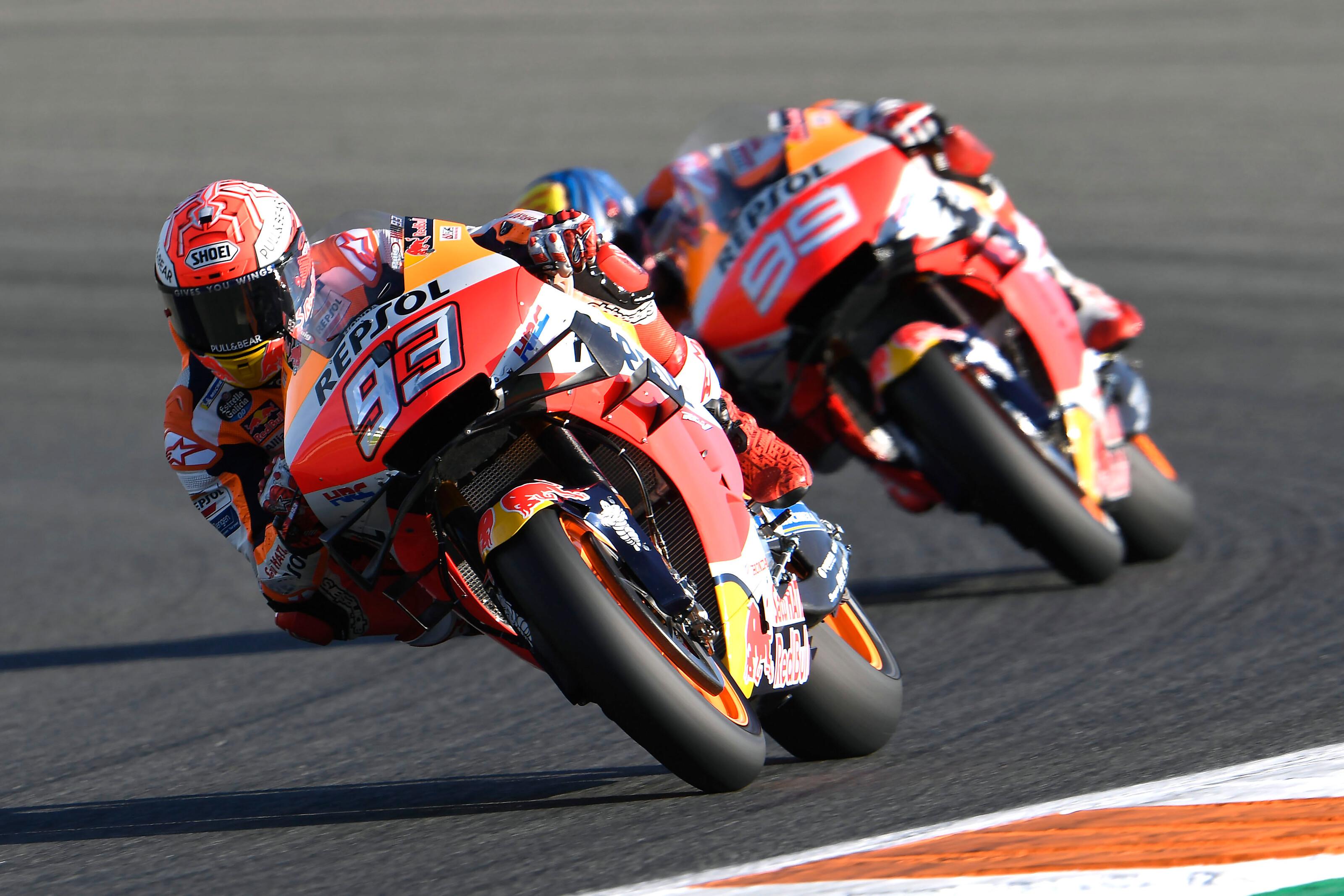 MotoGP: Testvére lesz Marc Marquez csapattársa 2020-ban