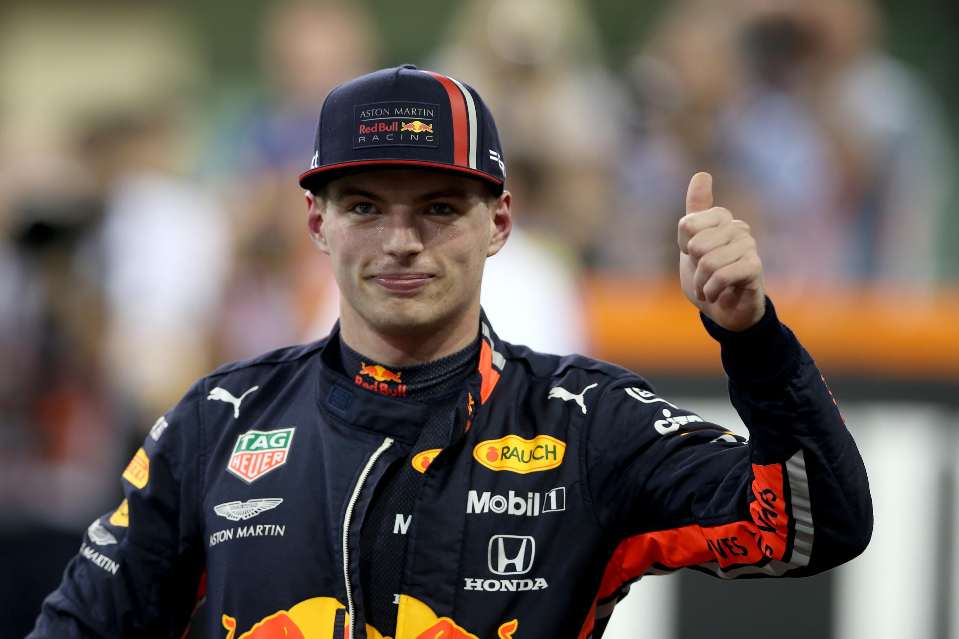 Hivatalos: Verstappen hosszabbított, évekig a Red Bullnál marad!