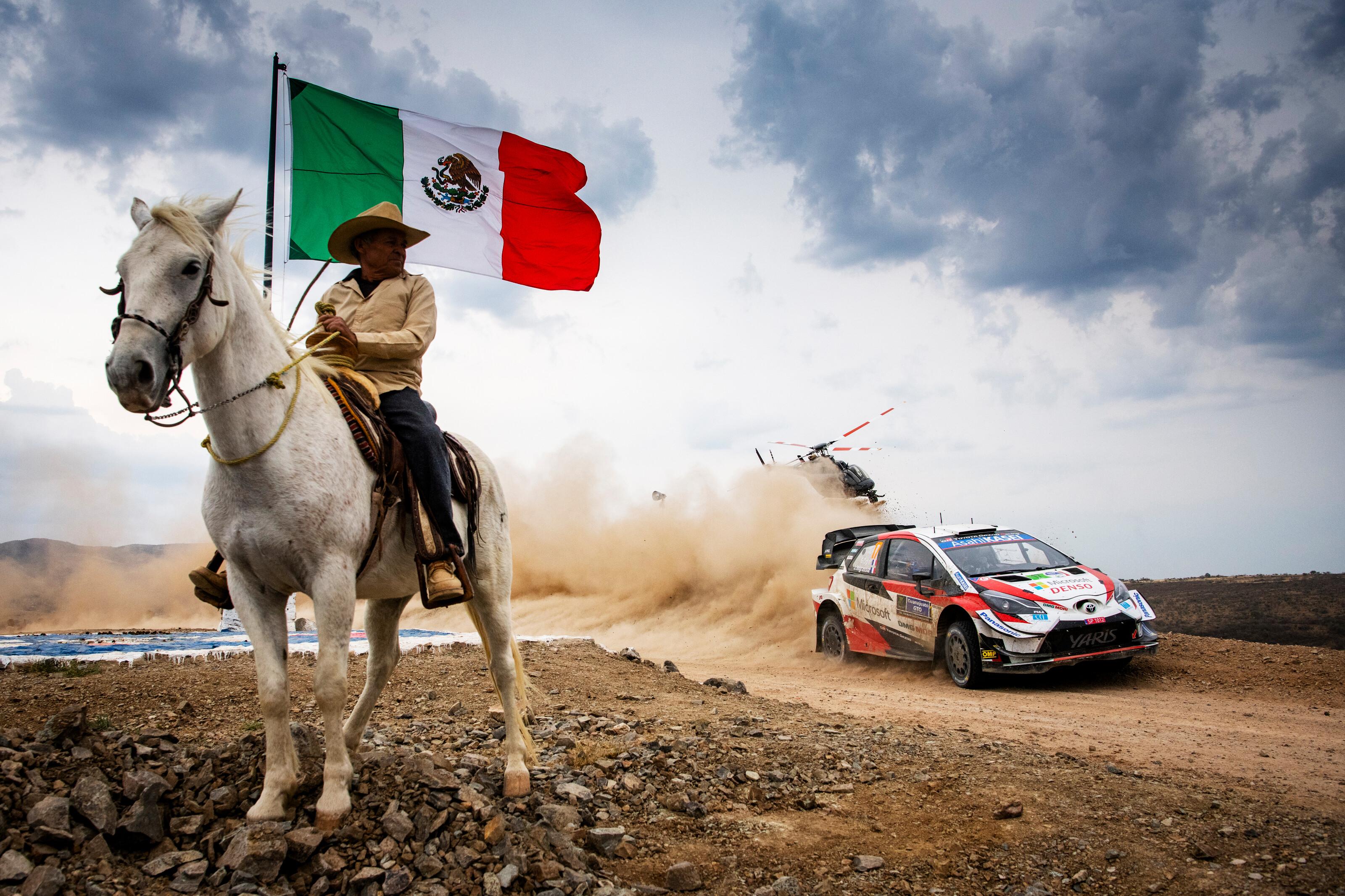 Rali-vb: Ogier nyerte a lerövidített Mexikói Ralit