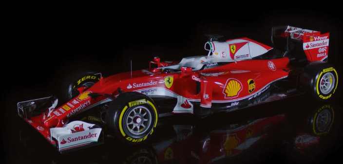 F1 - BEMUTATTÁK A 2016-OS FERRARIT!