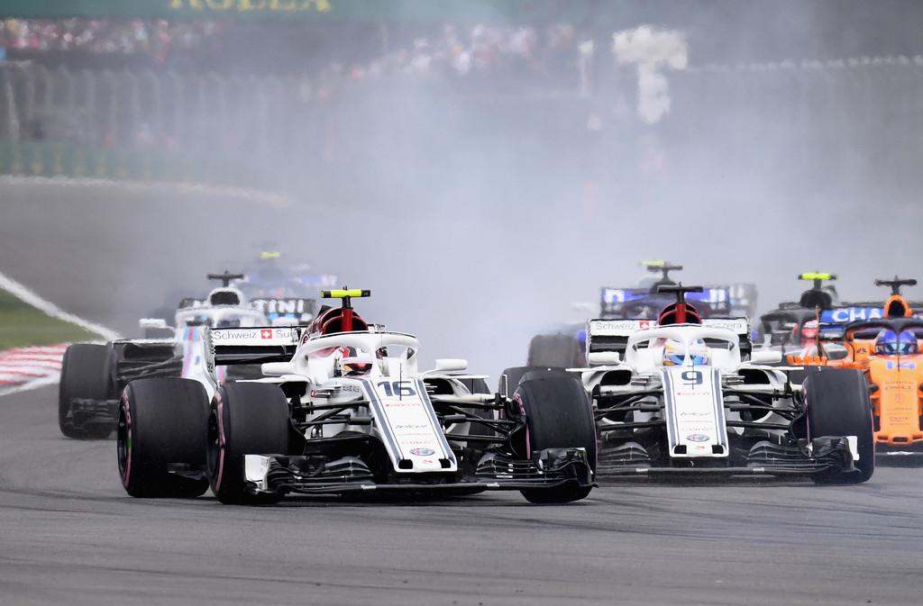 F1 - BIZAKODÓ 2019-ES AUTÓJA KAPCSÁN A SAUBER