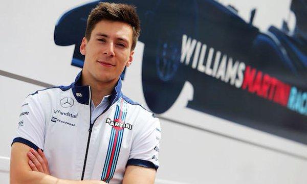 F1 - ALEX LYNN 2016-BAN IS A WILLIAMS FEJLESZTŐPILÓTÁJA LESZ