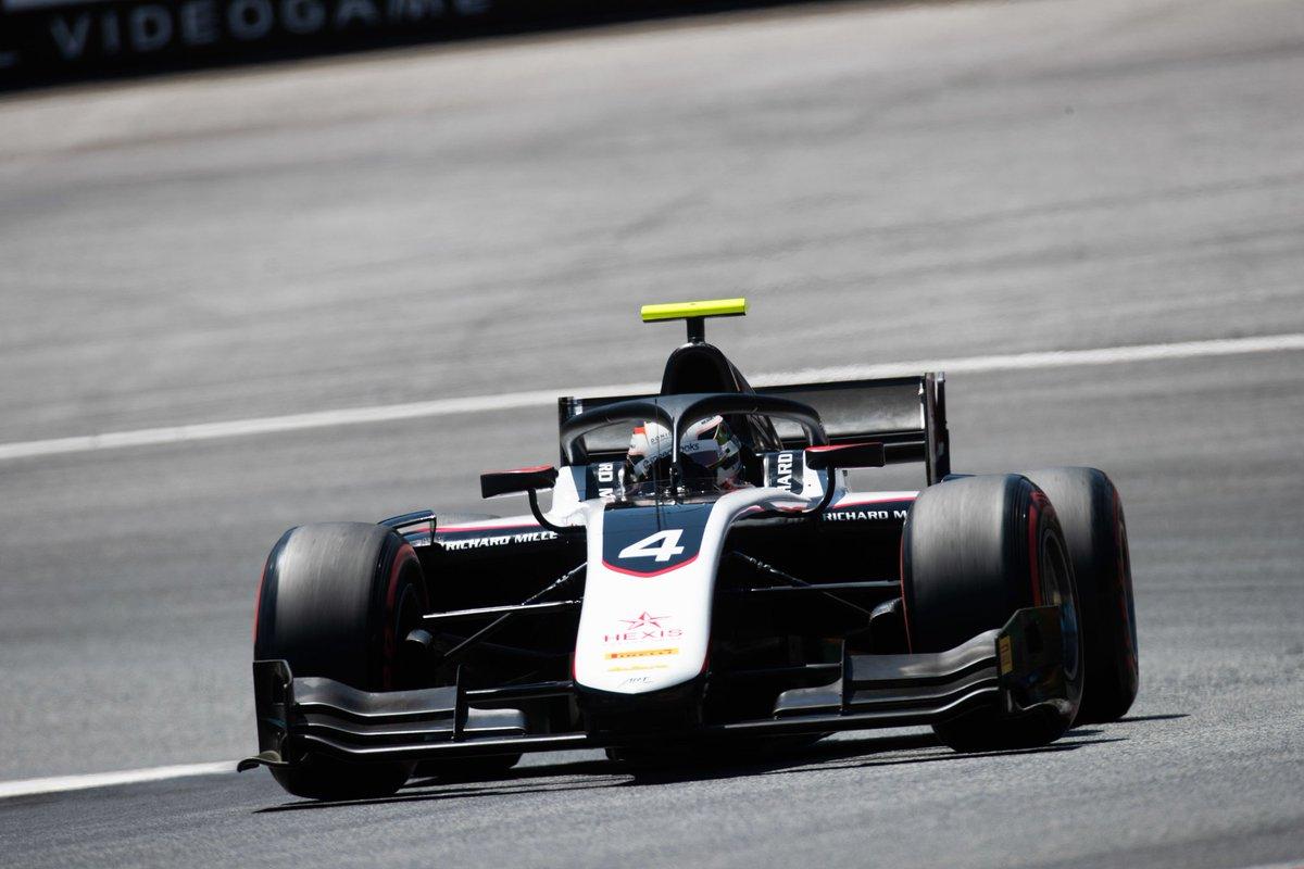 F2: De Vries a pole-ban, Schumacher a top10-ben Spielbergben