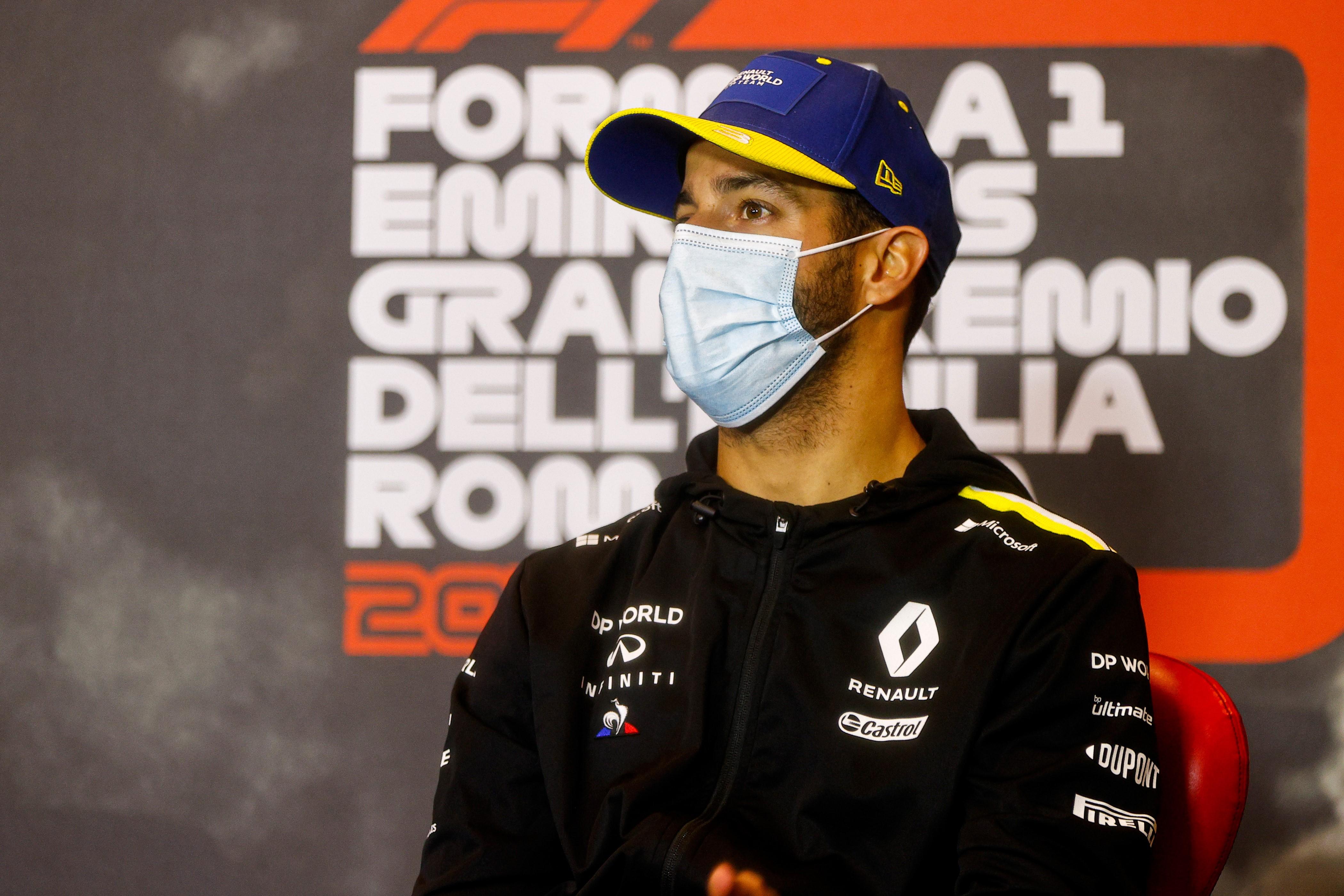 F1: Ricciardo kimondta, nem komédiázni megy a McLarenhez
