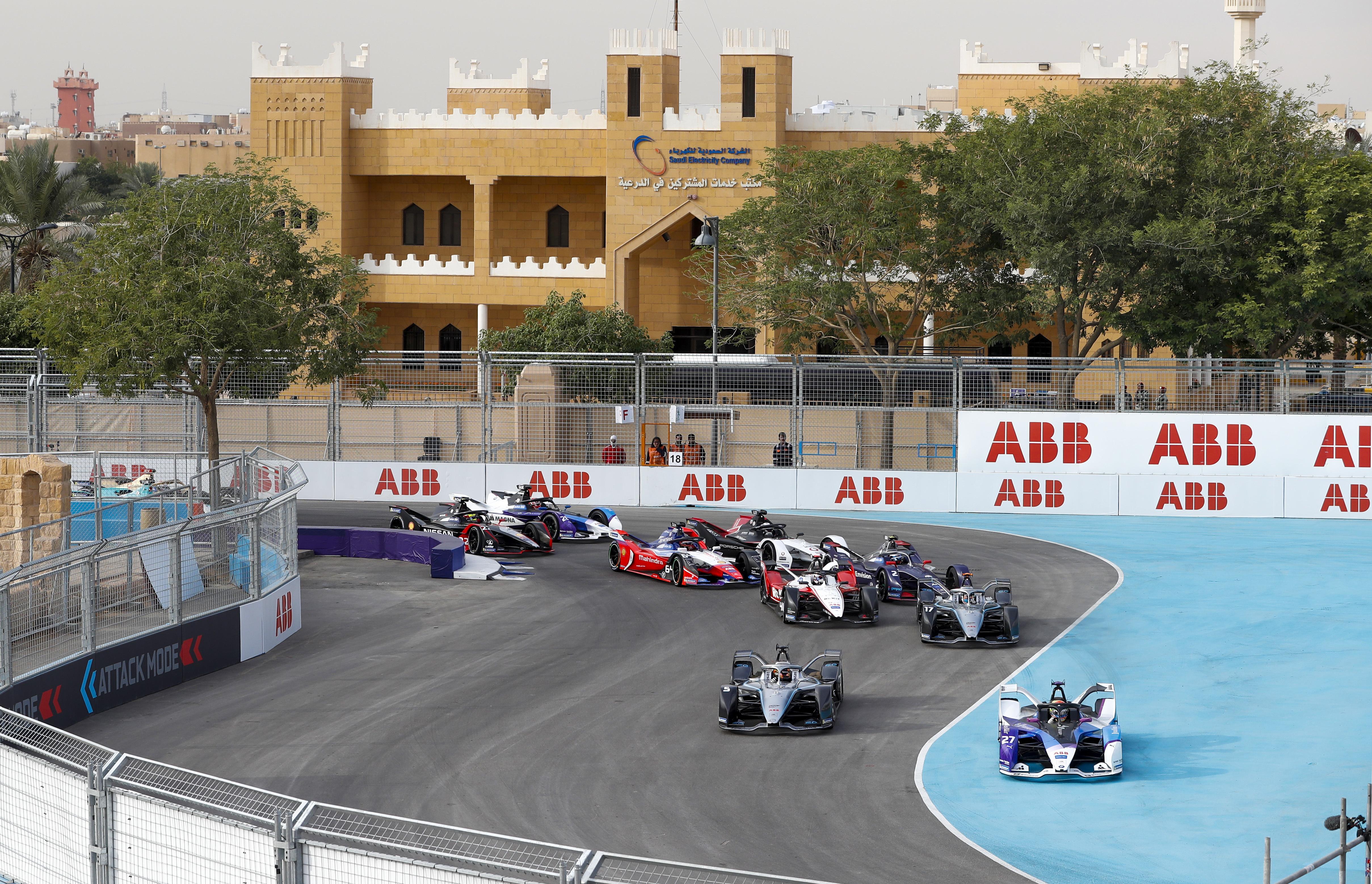 Jövőre rajtol már csak el a Formula–E hetedik szezonja