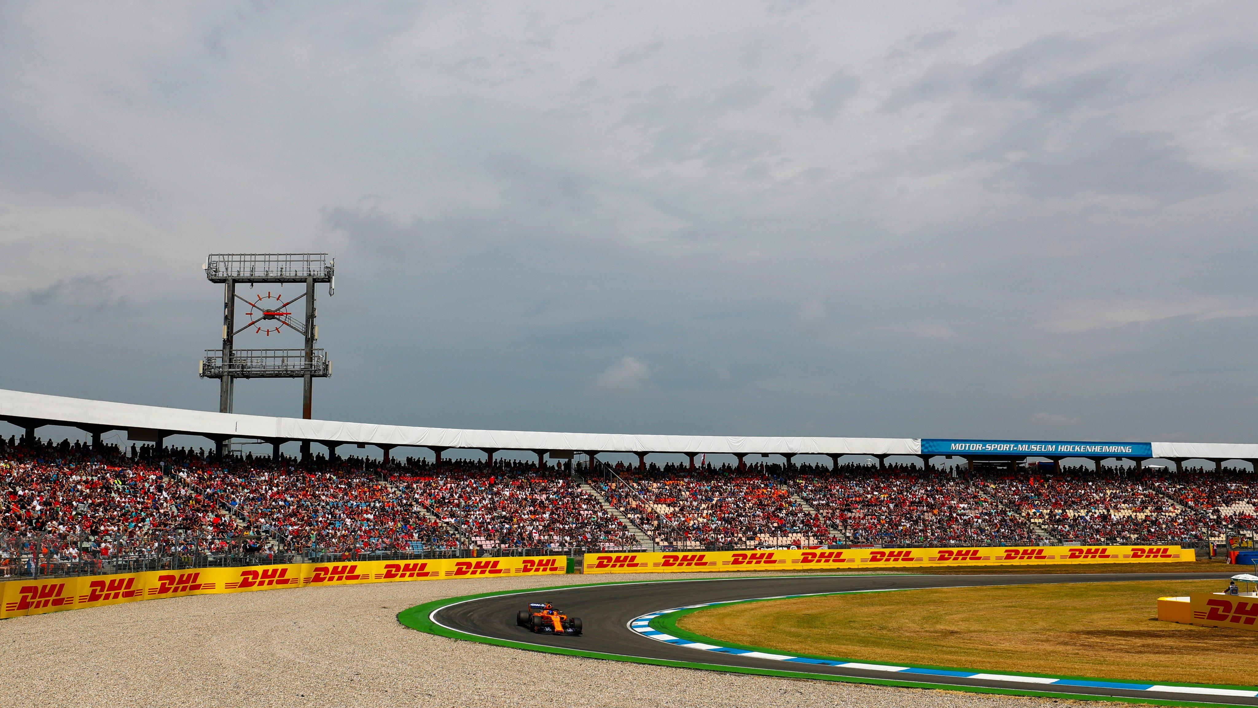 F1: Még el sem kezdődött a hockenheimi hétvége, máris megvan az első baleset
