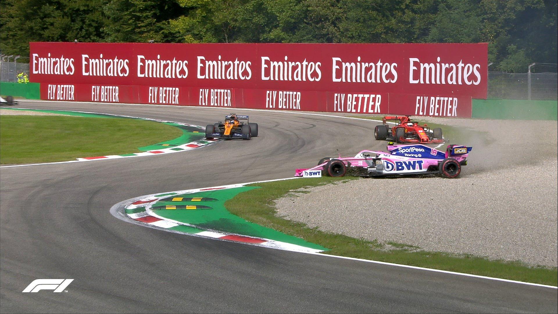 F1: Újabb hibája után az eltiltás küszöbére került Vettel