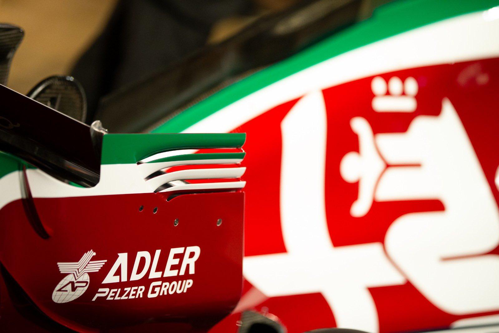 F1: Olasz színekbe borult Räikkönenék autója