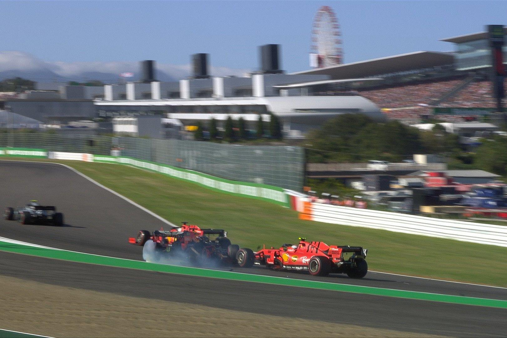 F1: Kínos baki és büntetés miatt módosult a Japán Nagydíj végeredménye