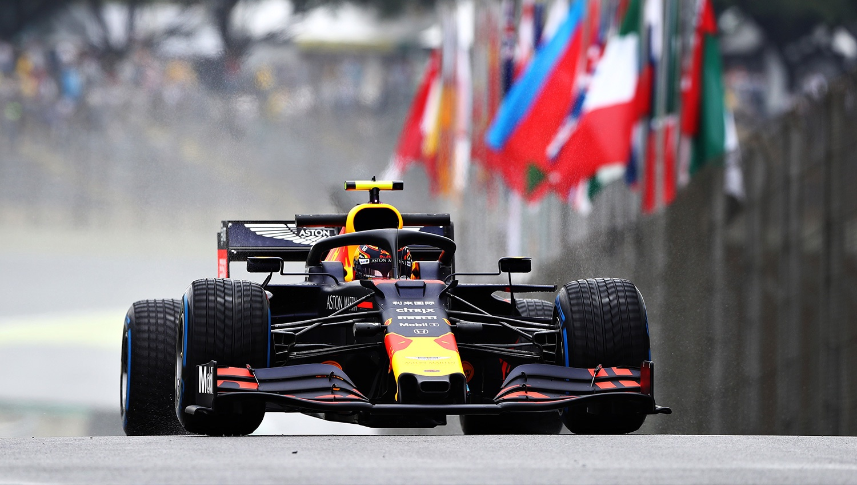F1: Autótöréssel is az élen kezdett Albon Brazíliában