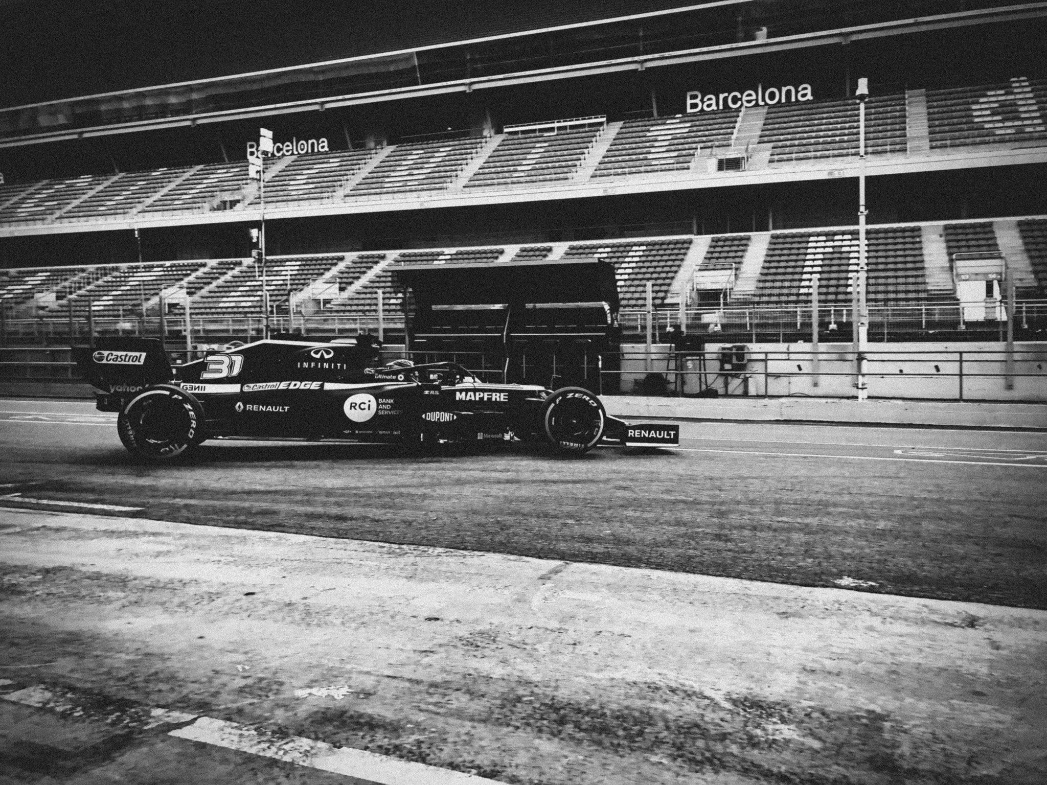 F1: Másik két csapat is megjáratta 2020-as autóját Barcelonában
