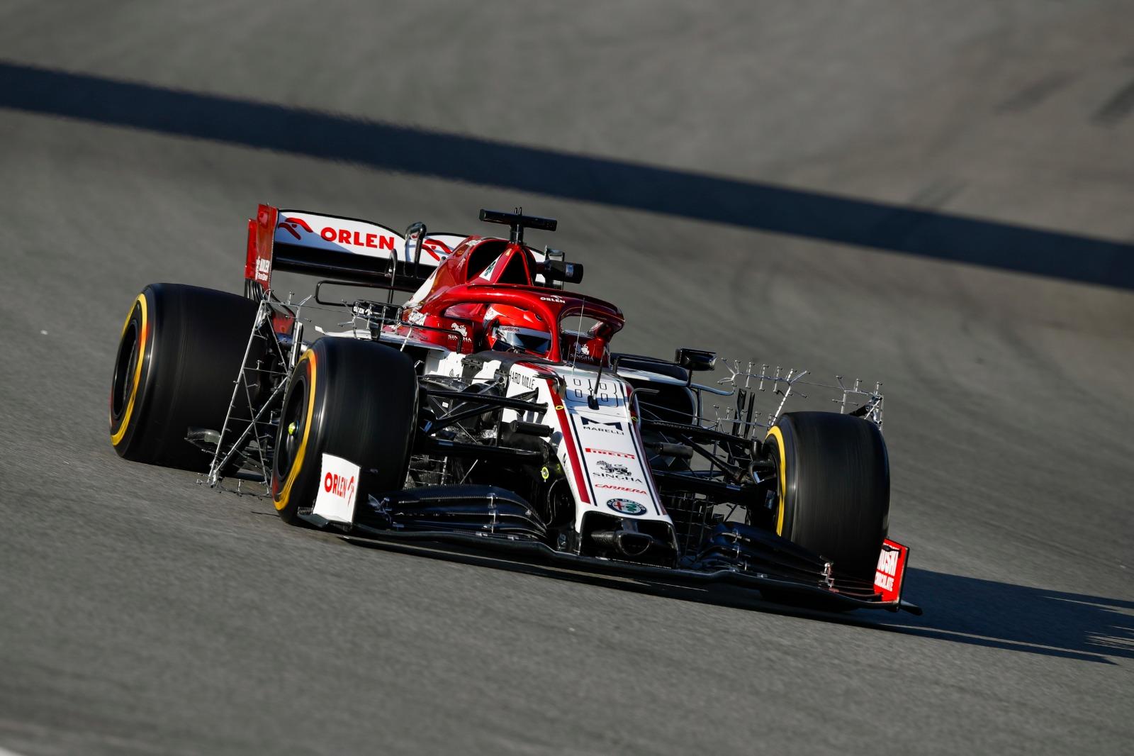F1: 19-en teszteltek, Kubica a leggyorsabb