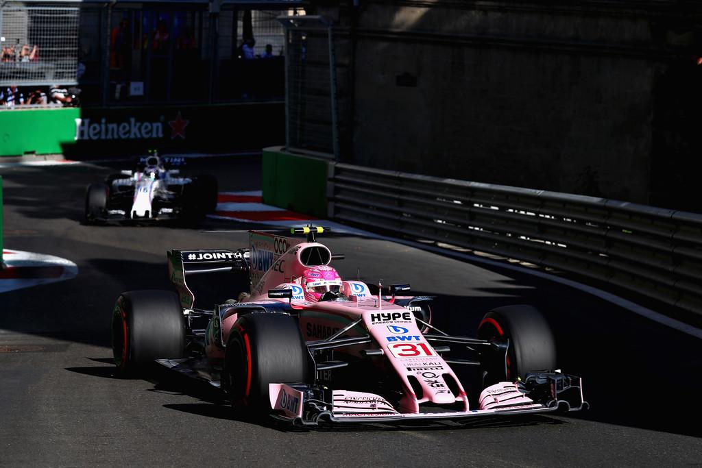 F1 - FORCE 1 LEHET A FORCE INDIA ÚJ NEVE?