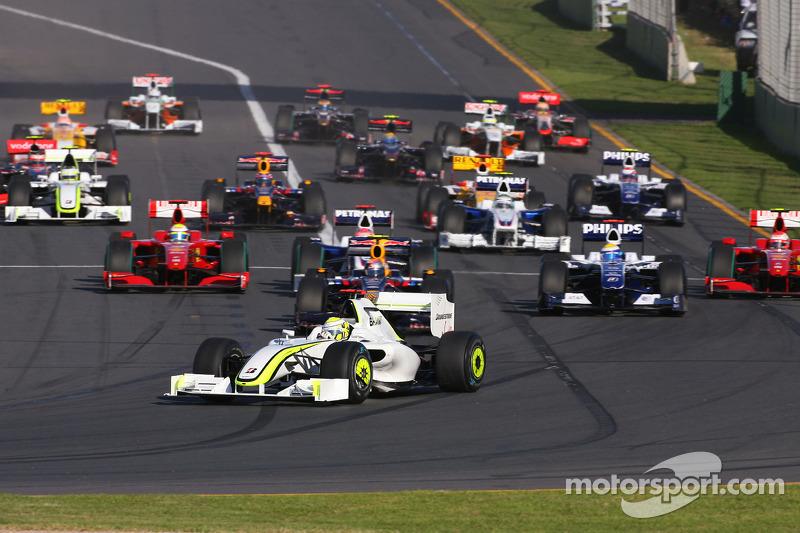 F1 - SYMONDS SZERINT 2009-BEN KÖNNYEBB VOLT AZ ÁTÁLLÁS