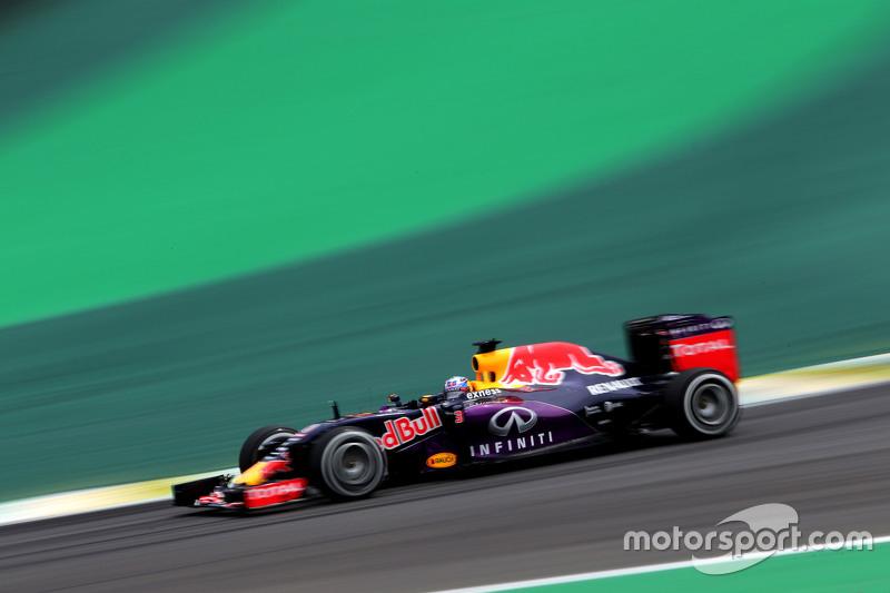 F1 - ÁTMENETI ÉV LESZ 2016 A RED BULL SZÁMÁRA