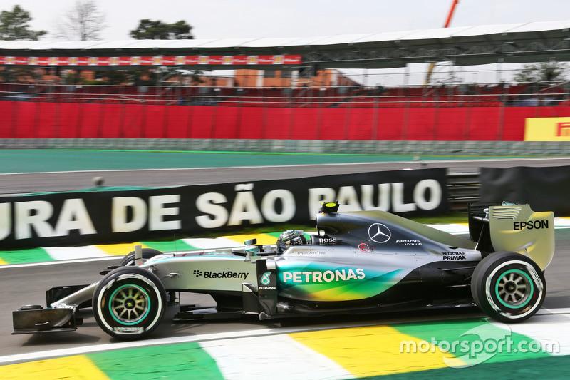 F1 - ROSBERG SIMÁN NYERTE AZ UNALMAS BRAZIL NAGYDÍJAT
