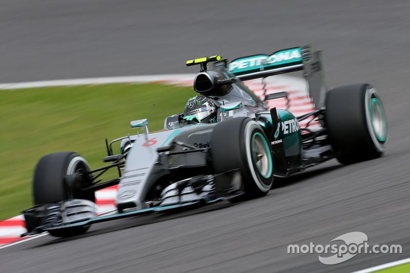 F1 - 2015 JAPÁN NAGYDÍJ: A RAJTRÁCS