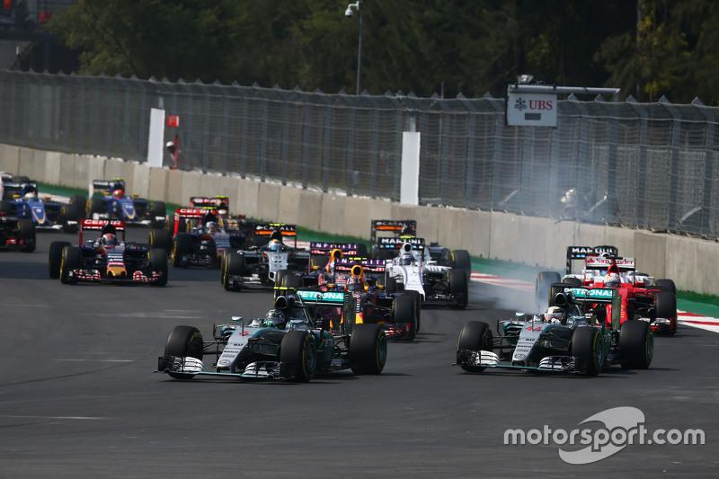F1 - MERCEDES: ÓVATOSAN AZ ÚJ AERODINAMIKAI SZABÁLYOKKAL!