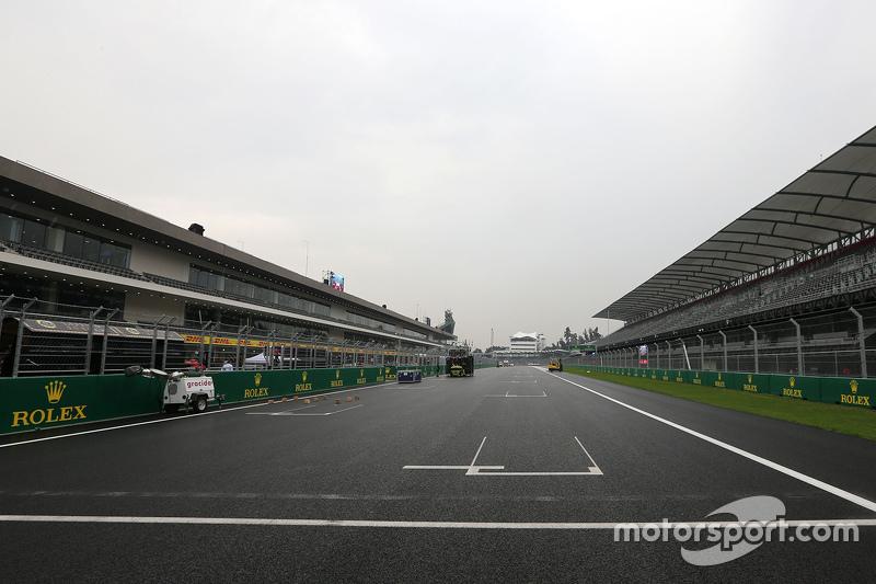 F1 - 2015 MEXIKÓI NAGYDÍJ: A RAJTRÁCS