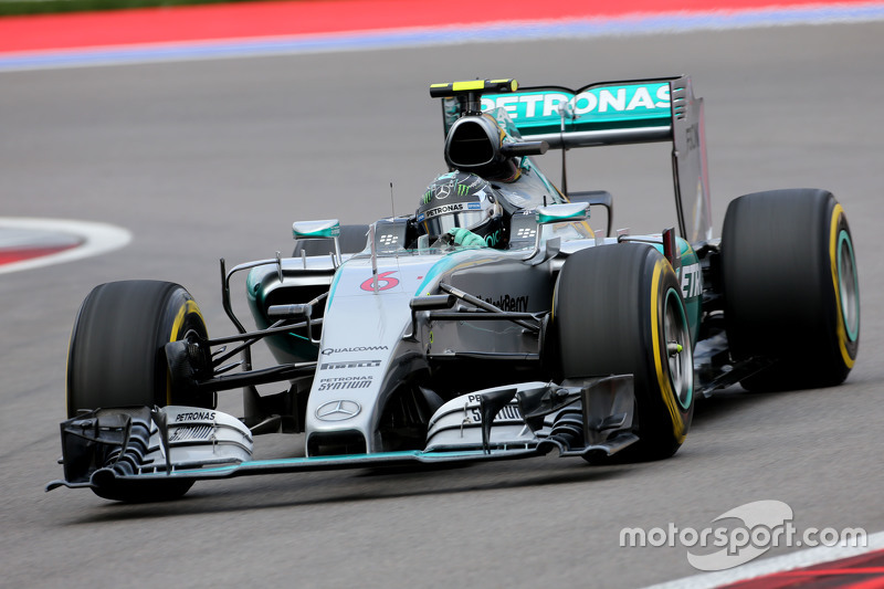 F1 - 2015 OROSZ NAGYDÍJ: A RAJTRÁCS