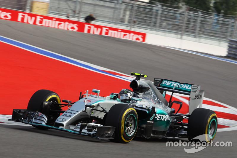 F1 - ÉLŐ KÖZVETÍTÉS: 2015 OROSZ NAGYDÍJ, FUTAM