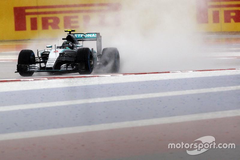 F1 - 2015 AMERIKAI NAGYDÍJ: A RAJTRÁCS