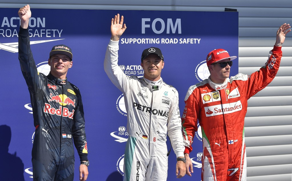 F1 - EZ TÖRTÉNT SZOMBATON BELGIUMBAN