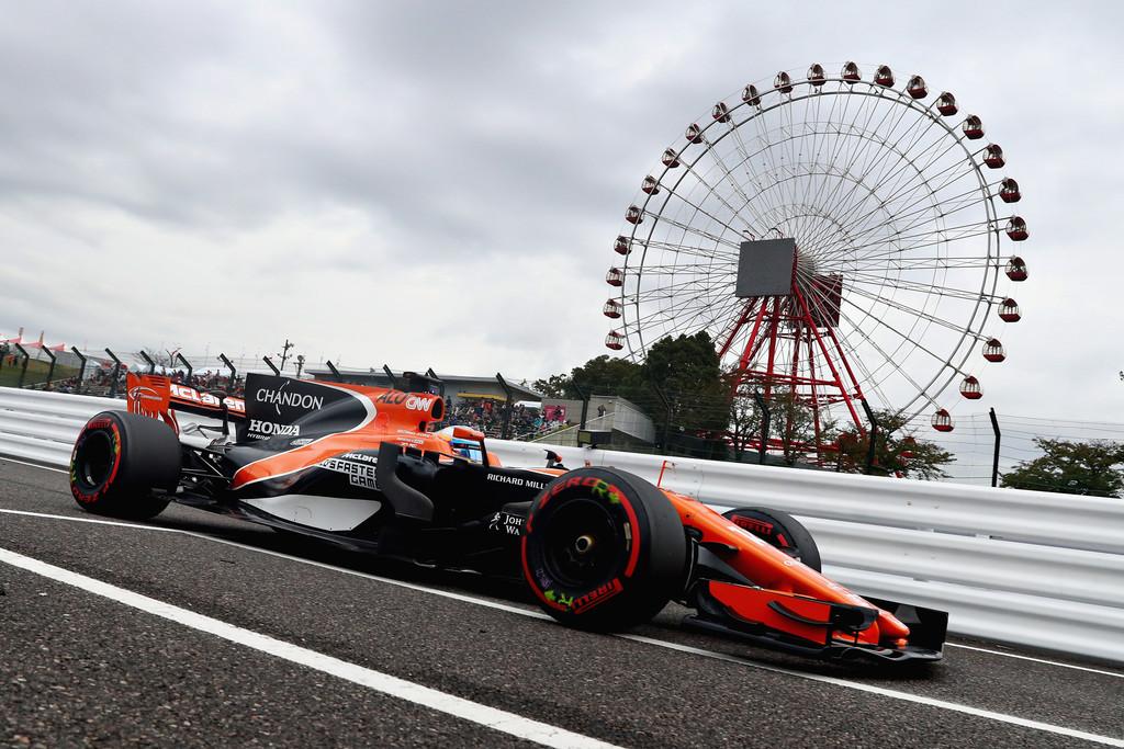F1 - ÚJ MOTORT KAPOTT FERNANDO ALONSO