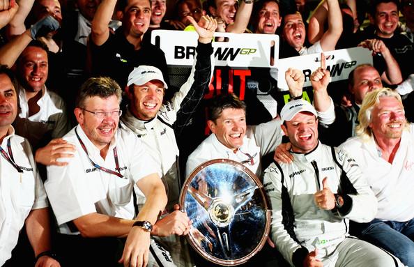 EXTRA: F1 - BEST OF MELBOURNE, 2. RÉSZ: MEGLEPETÉS À LA BRAWN