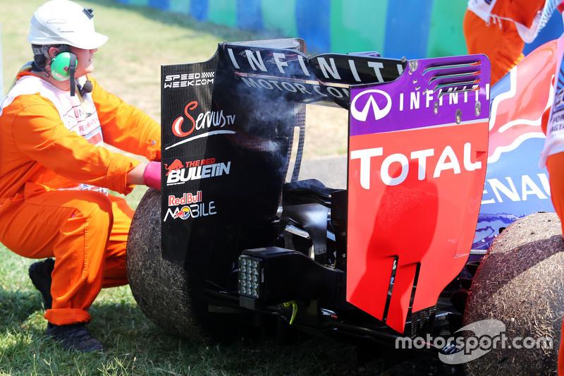 F1 - EZÉRT VOLT LASSÚ TAVALY A RENAULT-MOTOR