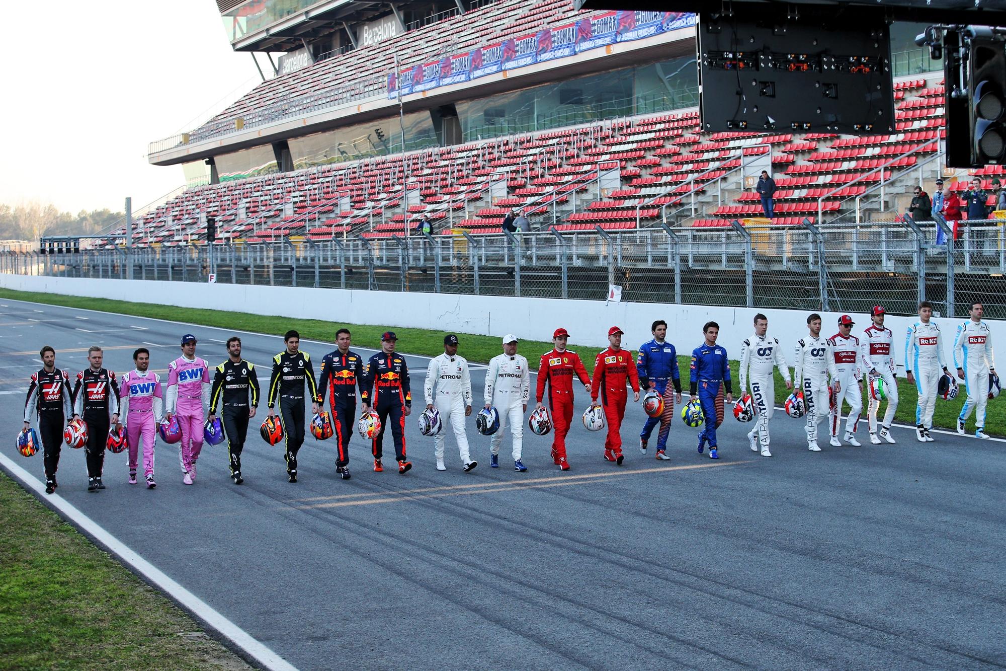 F1: Ilyen még nem volt, minden versenyző ott lesz a sajtótájékoztatón