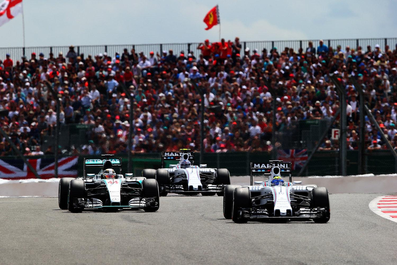 F1 - NYERESÉGES VOLT A BRIT NAGYDÍJ 2015-BEN