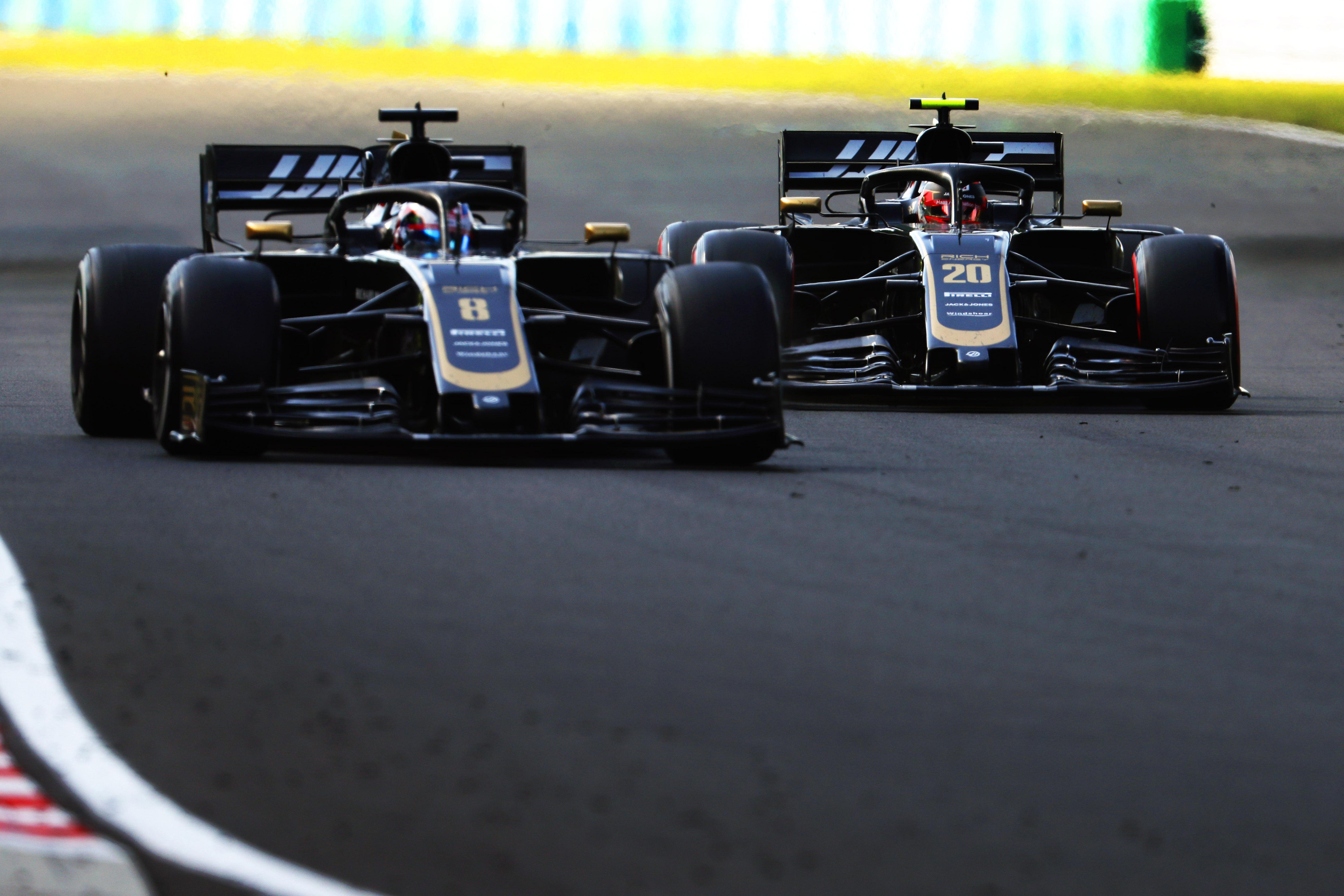F1: Bejelentette Magnussen csapattársát a Haas